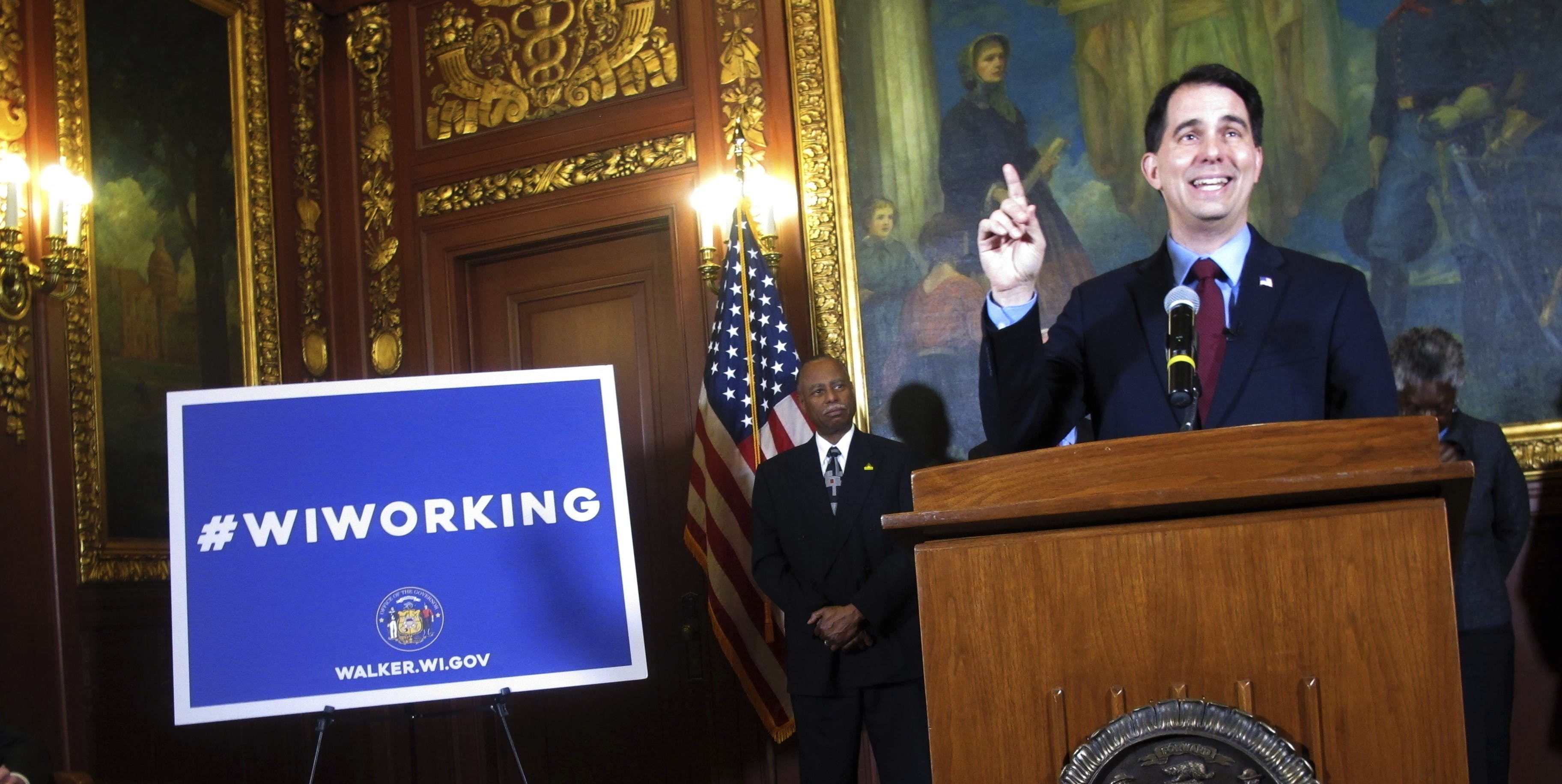 Buried in Wisconsin Republicans' Lame-Duck Legislation: Drug Testing Requirements for Food Stamp Applicants
