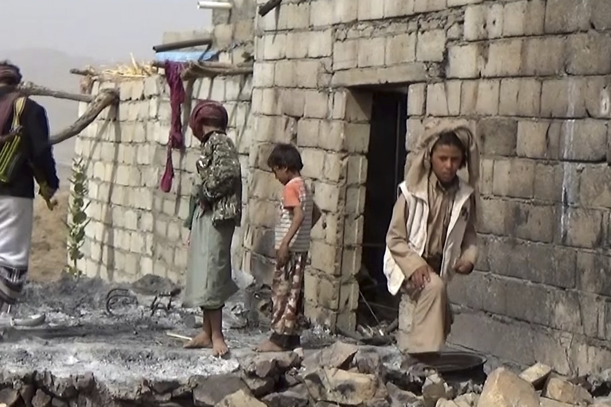 Pentagon Says 35 Killed in Trump's First Yemen Raid — More Than Twice as Many as Previously Reported