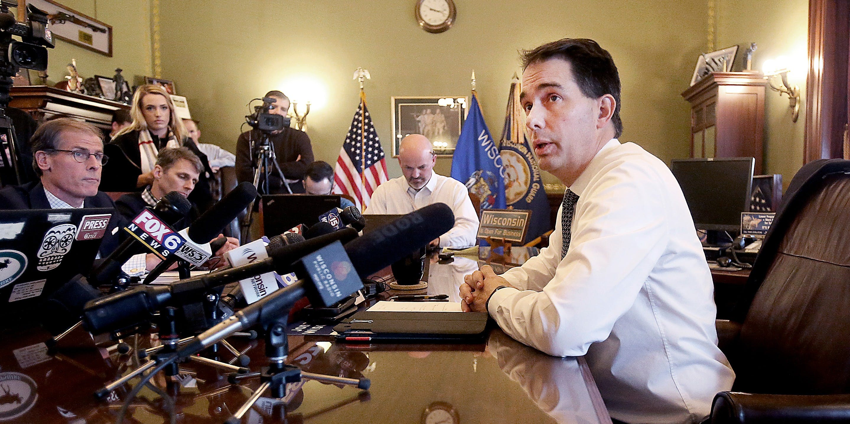 Republicans Are Clinging to Power in Wisconsin. Expect to See More GOP Power Grabs.