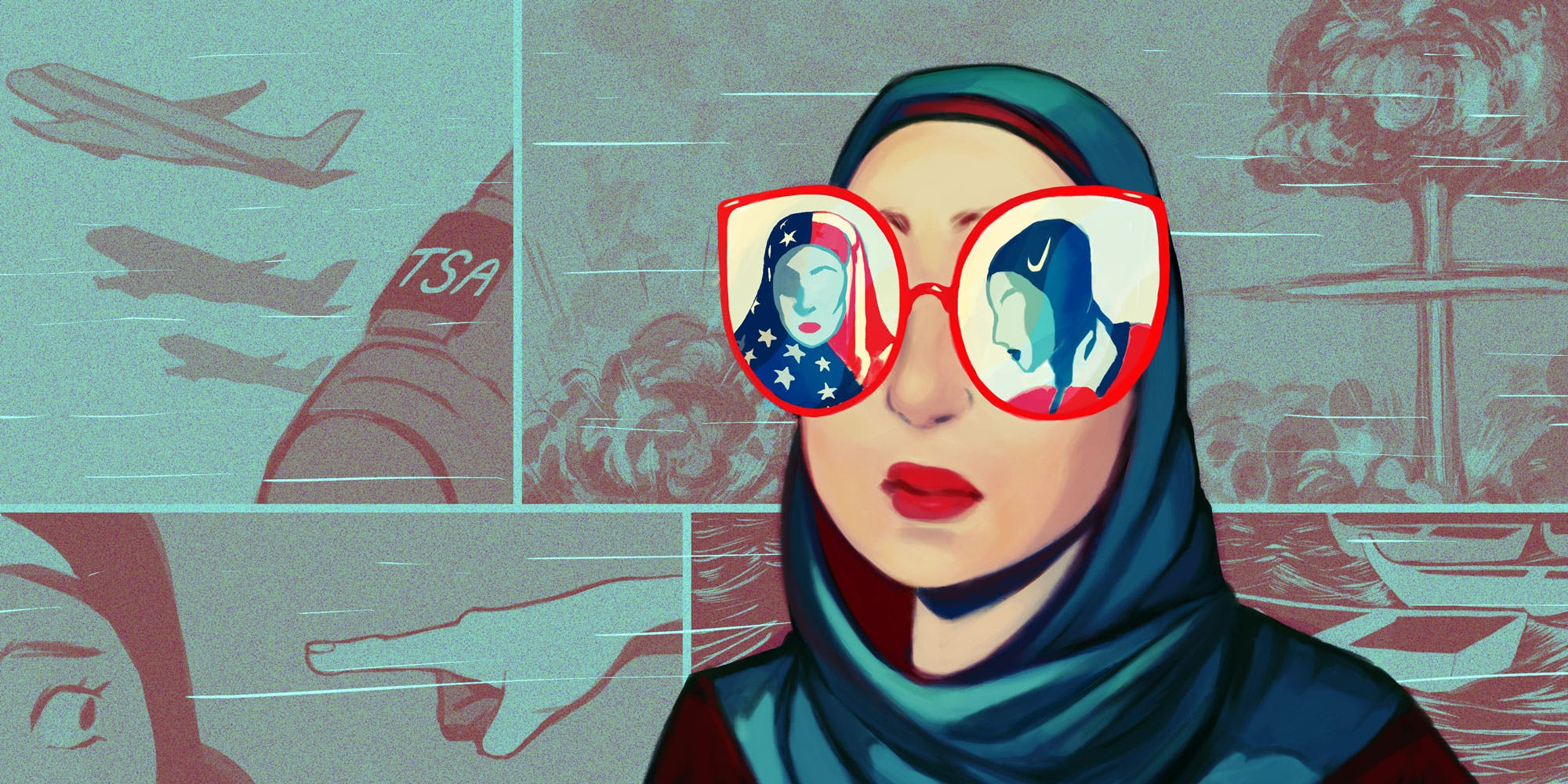 Marketing the Muslim Woman: Hijabs and Modest Fashion are the NewCorporate Trend in the Trump Era