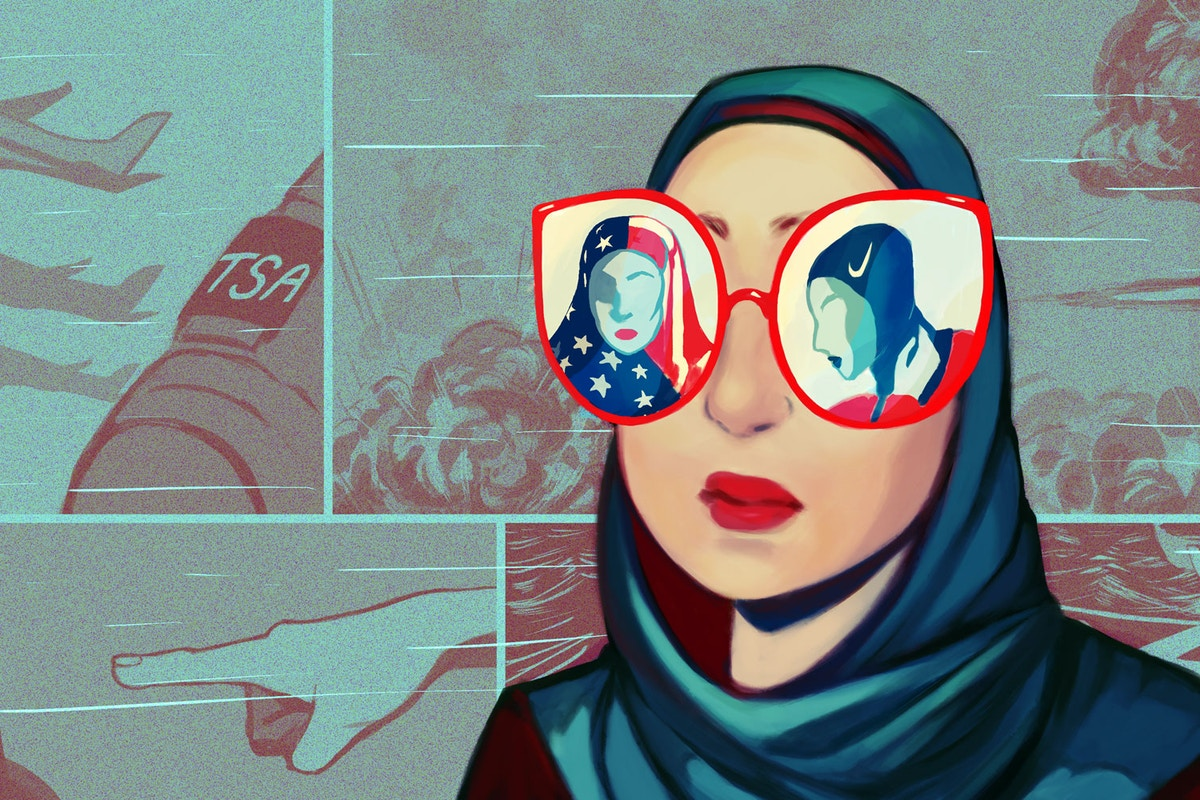 Marketing the Muslim Woman: Hijabs and Modest Fashion Are the New Corporate Trend in the Trump Era