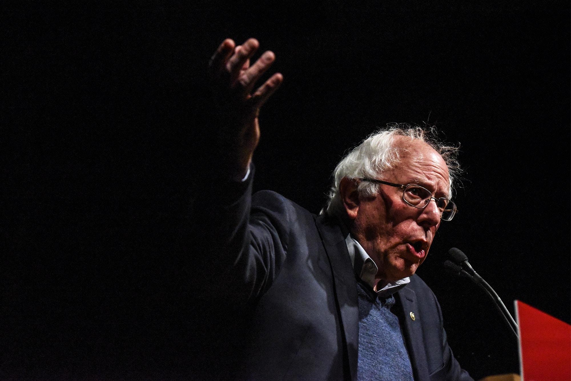 Bernie Sanders Is Not Too Old, Too White or Too Socialist
