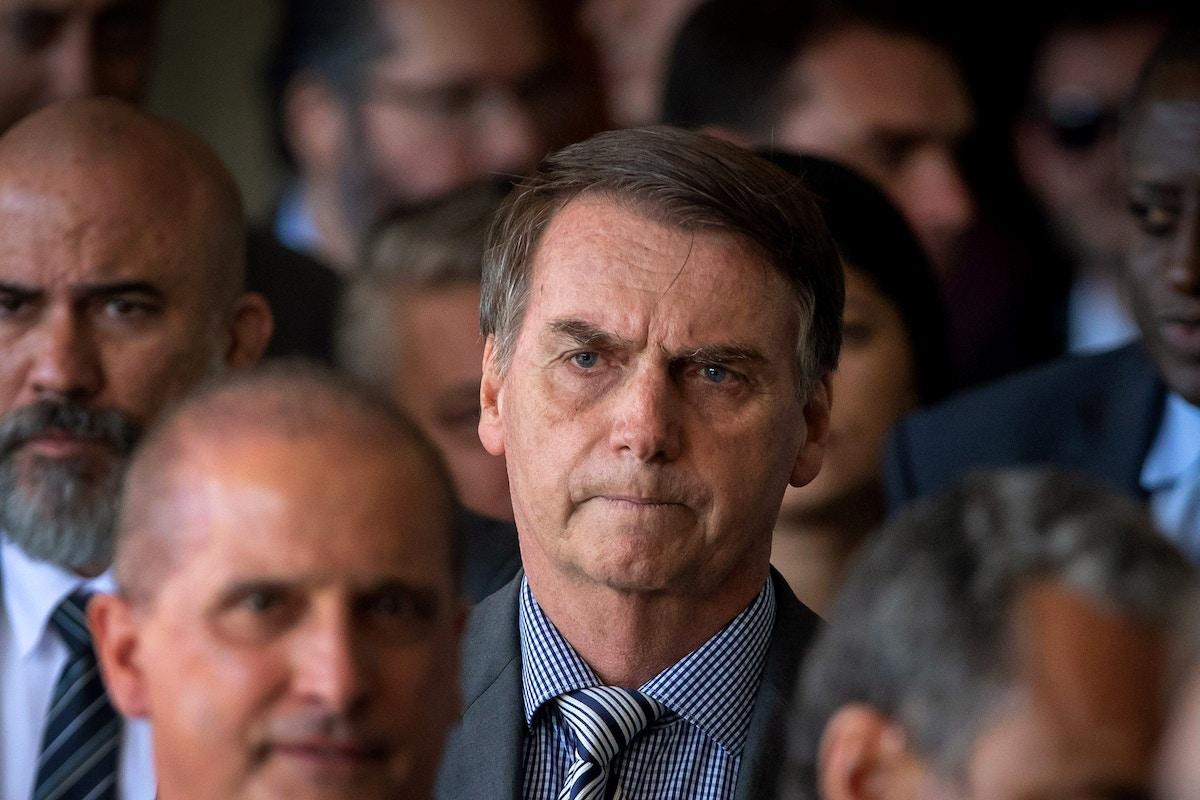 Actor Porno Moro brazil president-elect jair bolsonaro's corrupt cabinet