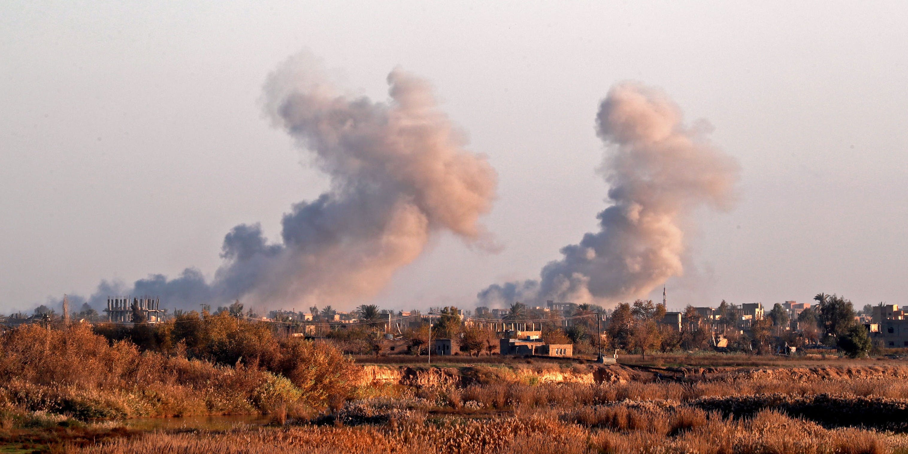 Despite Assurances From Trump, the U.S. Battle Against ISIS in Eastern Syria Is Far From Over