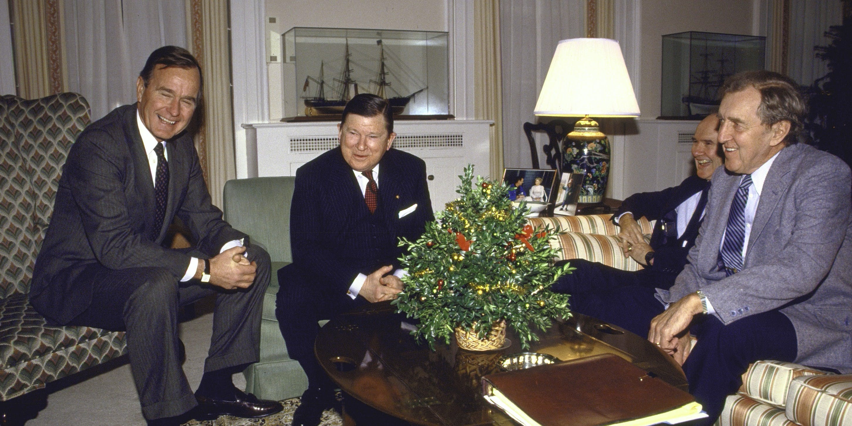 Let's Talk About George H.W. Bush's Role in the Iran-Contra Scandal