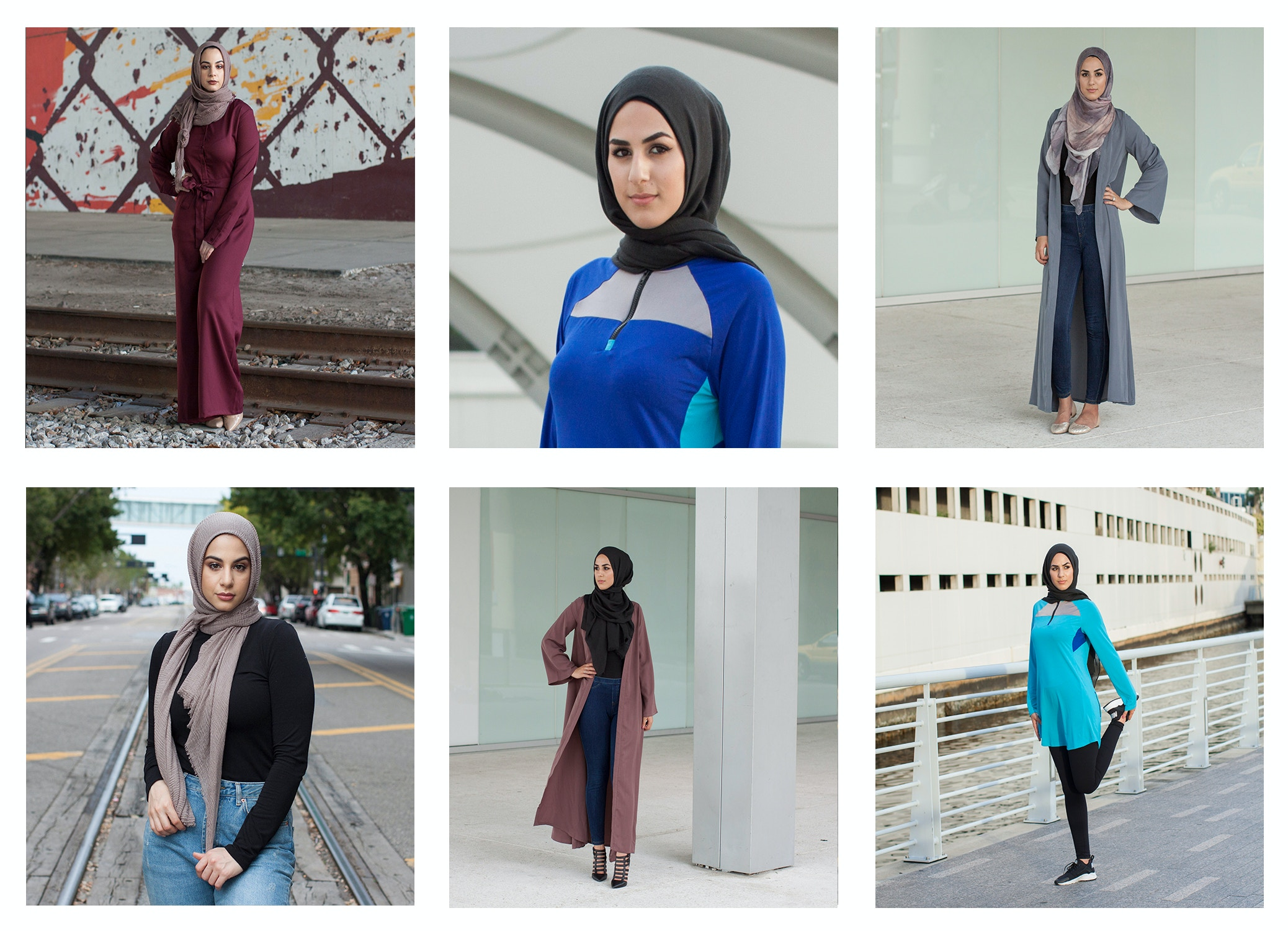 73c53889af0e Hijabs and Modest Clothing Are Trump Era's Corporate Trend