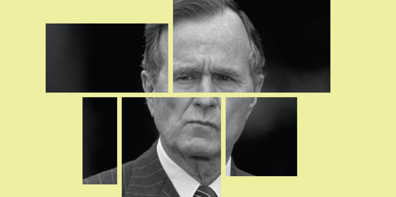 President Bush Confesses Hes War >> George H W Bush The Inconvenient Truth