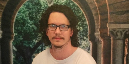 Jeremy Hammond, photographed in prison in May 2017.