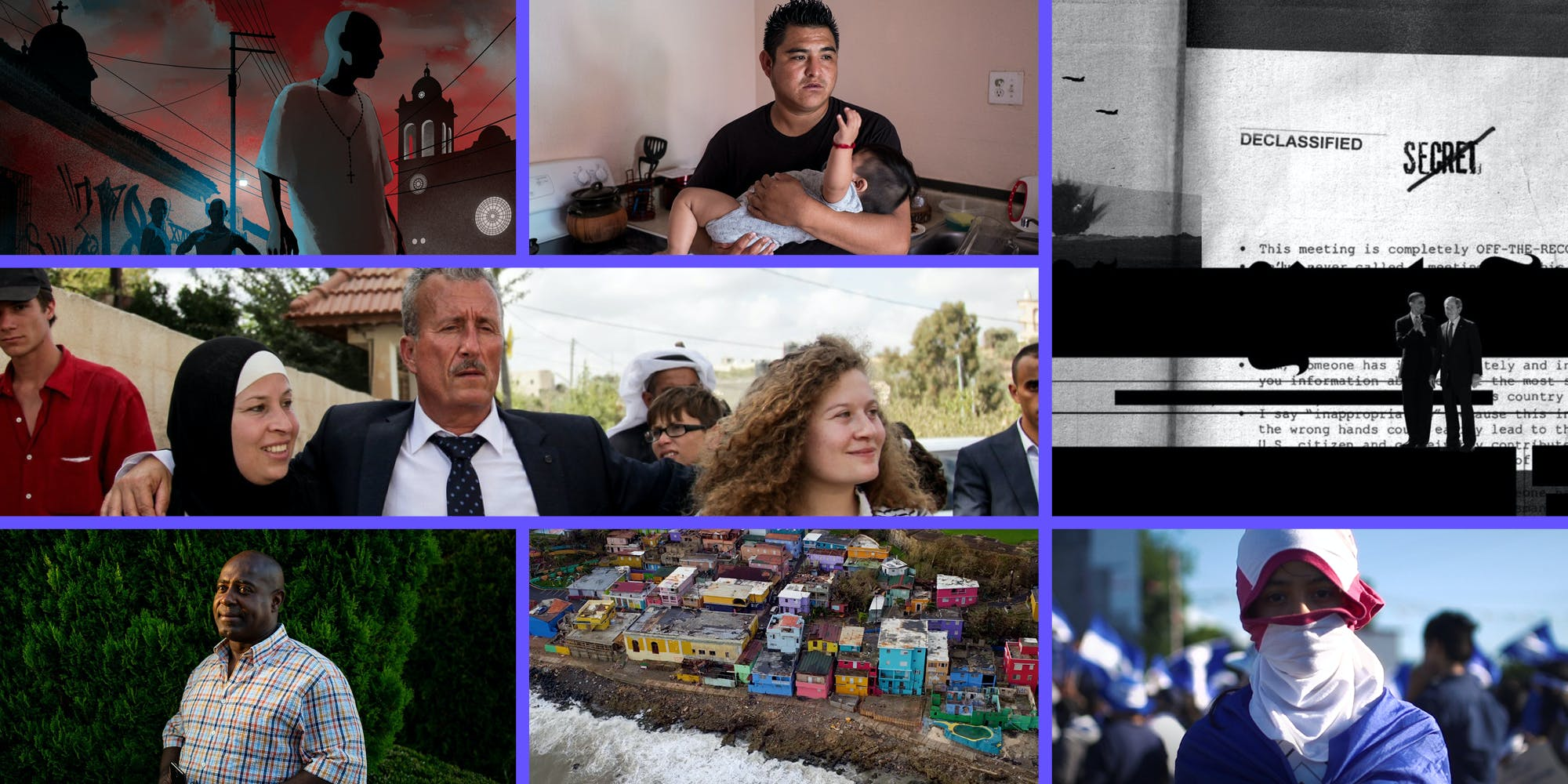 Seeing Is Believing: The Intercept's 2018 Visual Journalism