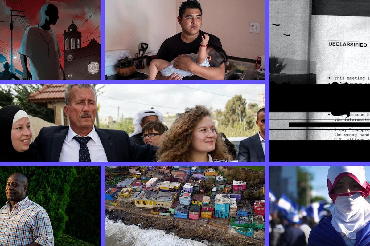 Seeing Is Believing: The Intercept's 2018 Visual Journalism