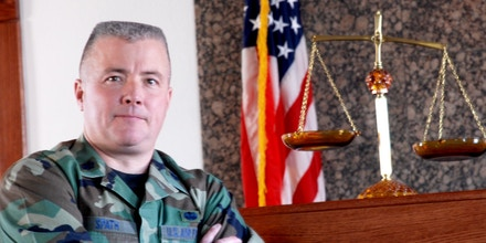 Col. Vance Spath, photographed in 2008.