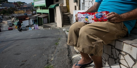 Murilo vendia mais de 70 kits por dia, o equivalente a R$ 50 mil por mês.