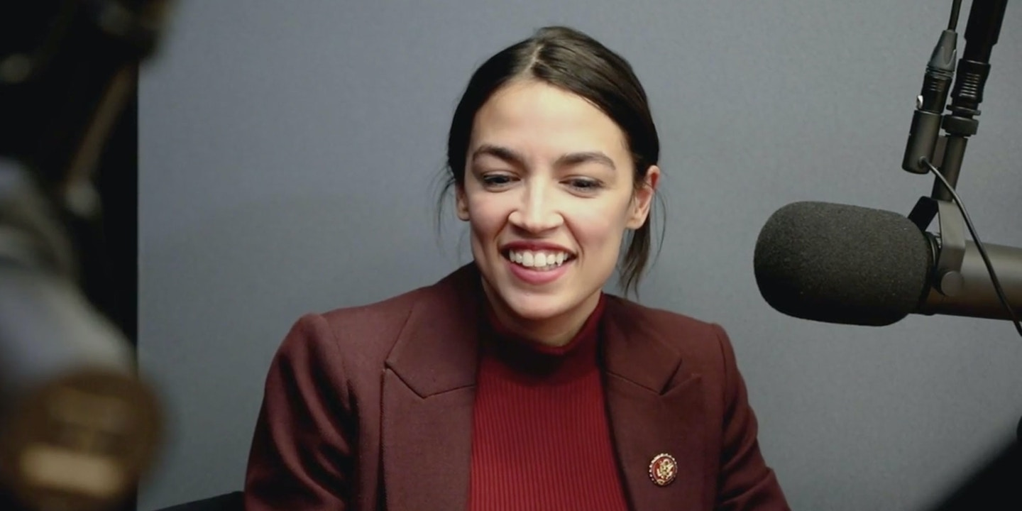hot sale online a9ced 623a8 Podcast Special  Alexandria Ocasio-Cortez on Her First Weeks in Washington