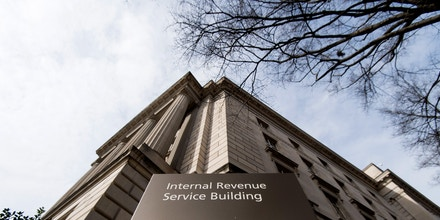 UNITED STATES - MARCH 27: Internal Revenue Service building in Washington (Photo By Bill Clark/CQ Roll Call) (CQ Roll Call via AP Images)