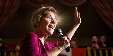 Elizabeth Warren Proposes Annual Wealth Tax