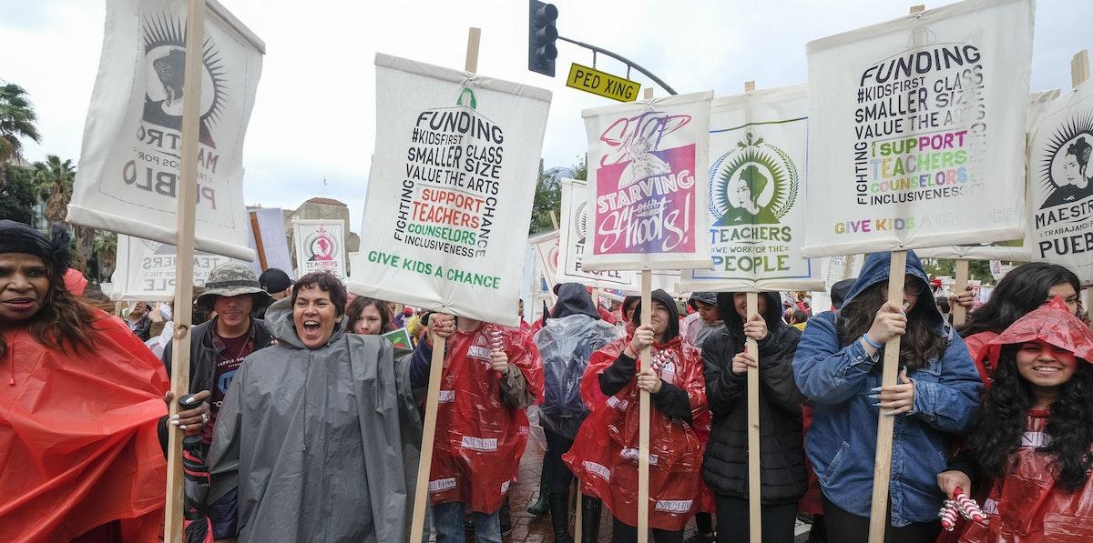 theintercept.com - Richard Ojeda - Richard Ojeda on the LA Teachers Strike: 'Don't Make Us Go West Virginia on You'