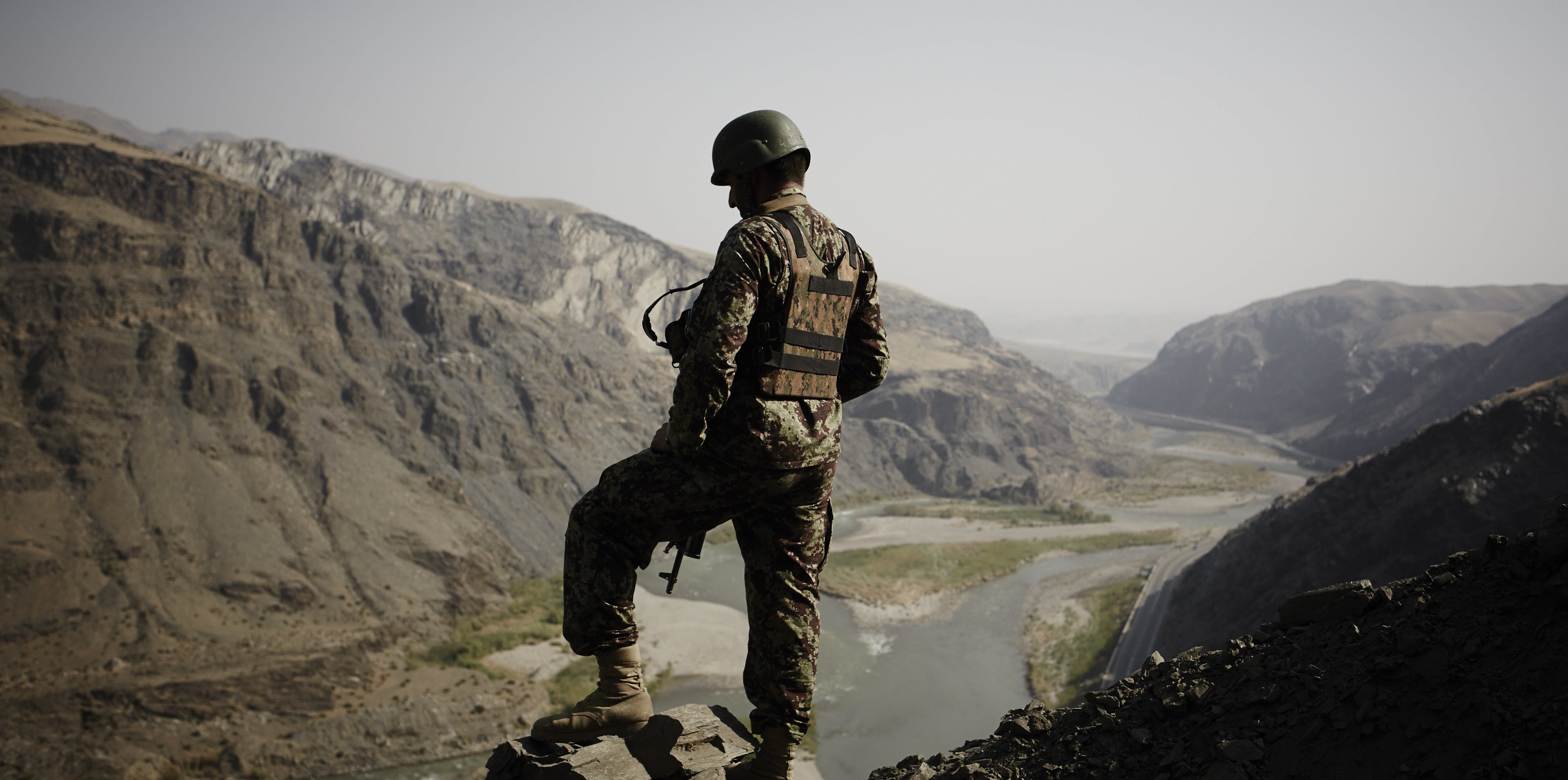 """""""We Want to Survive"""": Afghans Warily Anticipate Trump's Withdrawal of Thousands of U.S. Troops"""