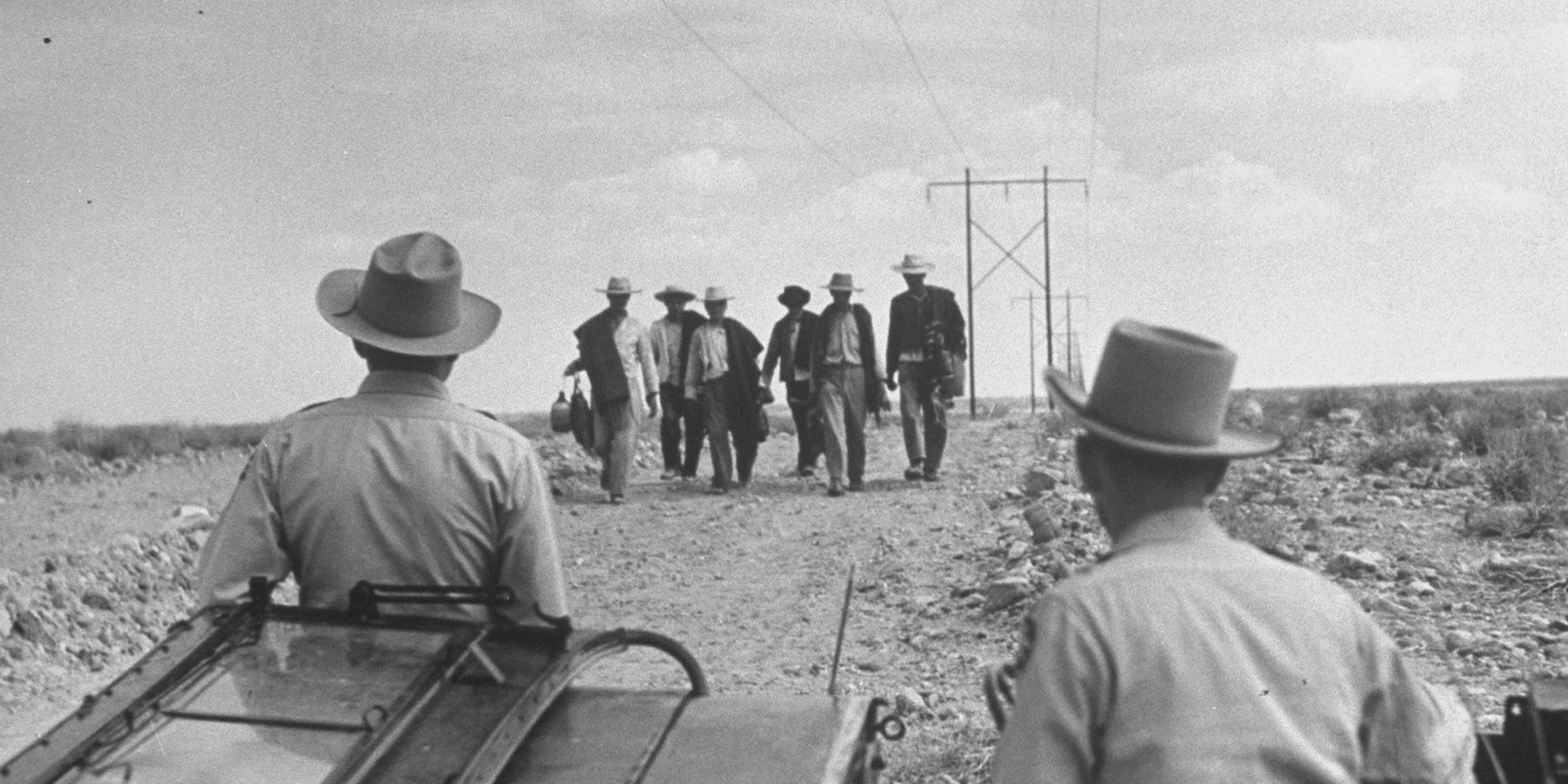 The Border Patrol Has Been a Cult of Brutality Since 1924