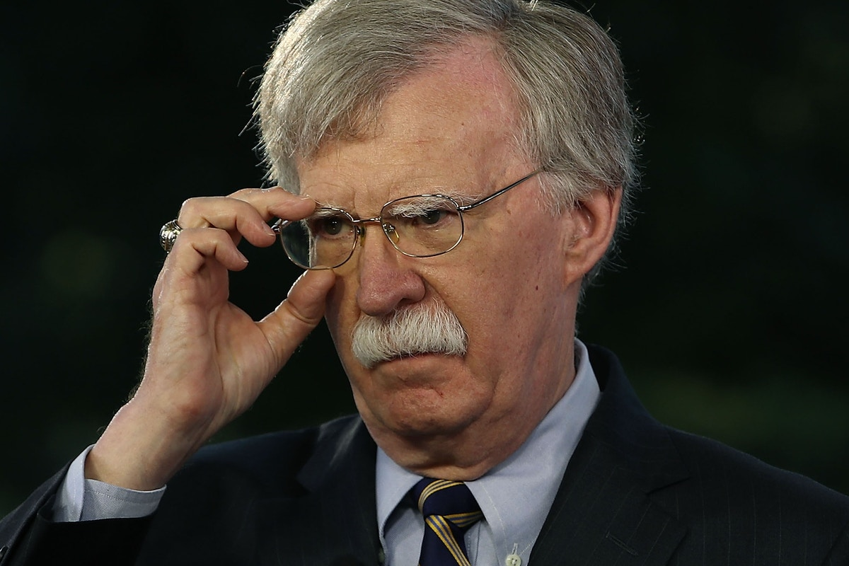 John Bolton Wants to Bomb Iran — and He May Get What He Wants