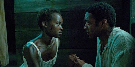 Cena do filme 12 anos de escravidão, 2013