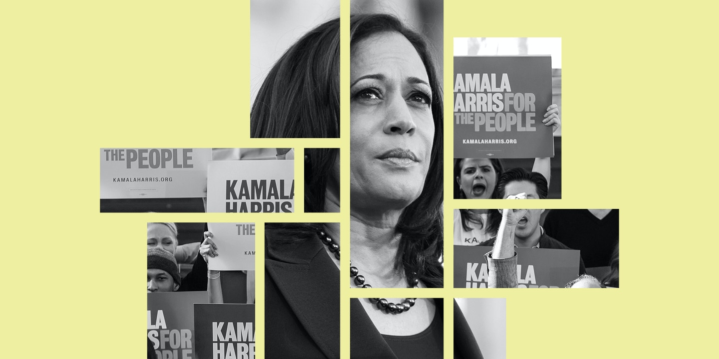 Kamala Harris Wants To Be President But What About Her Right Wing Past
