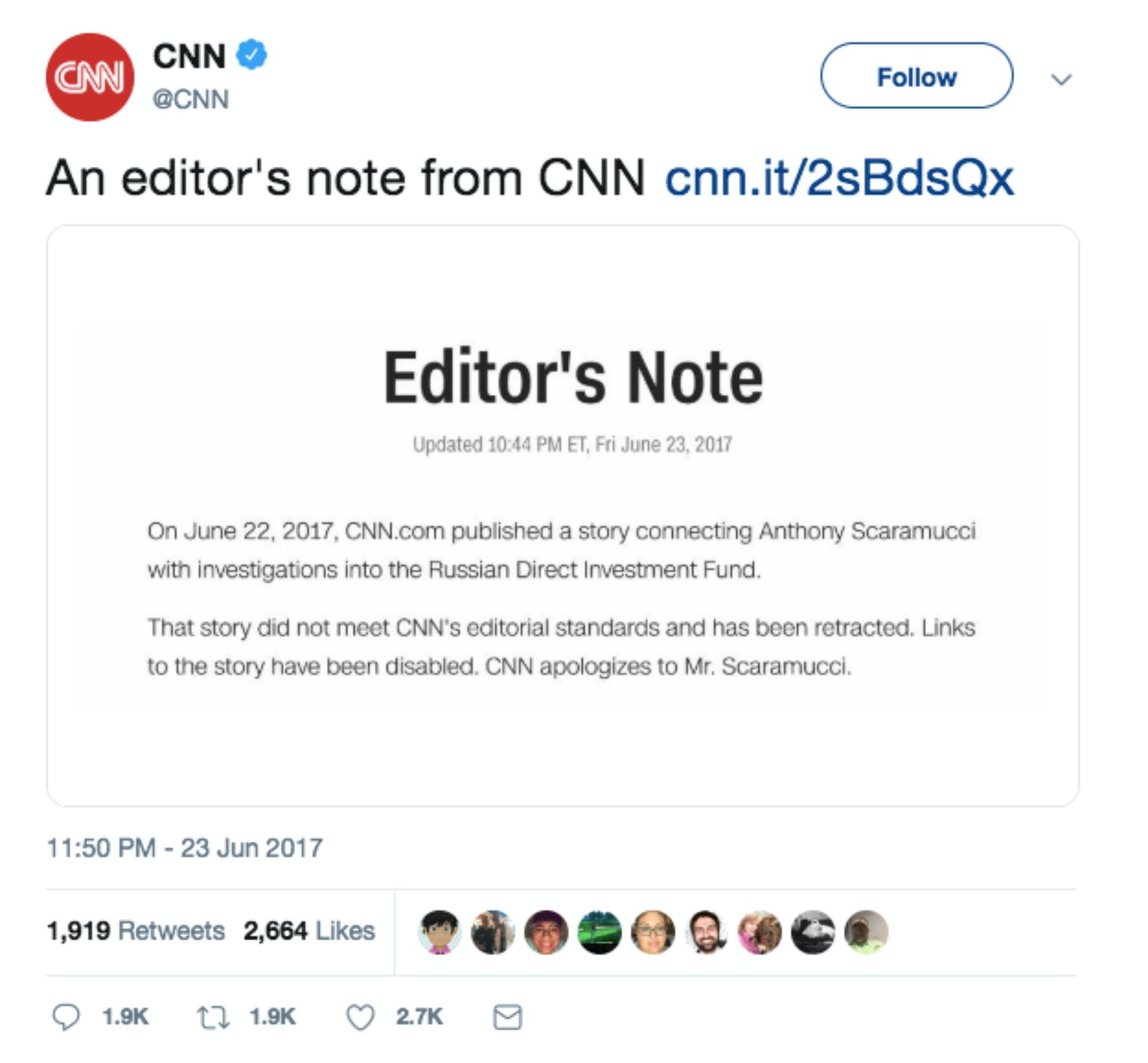 Ten Most Embarrassing U S  Media Failures on the Trump