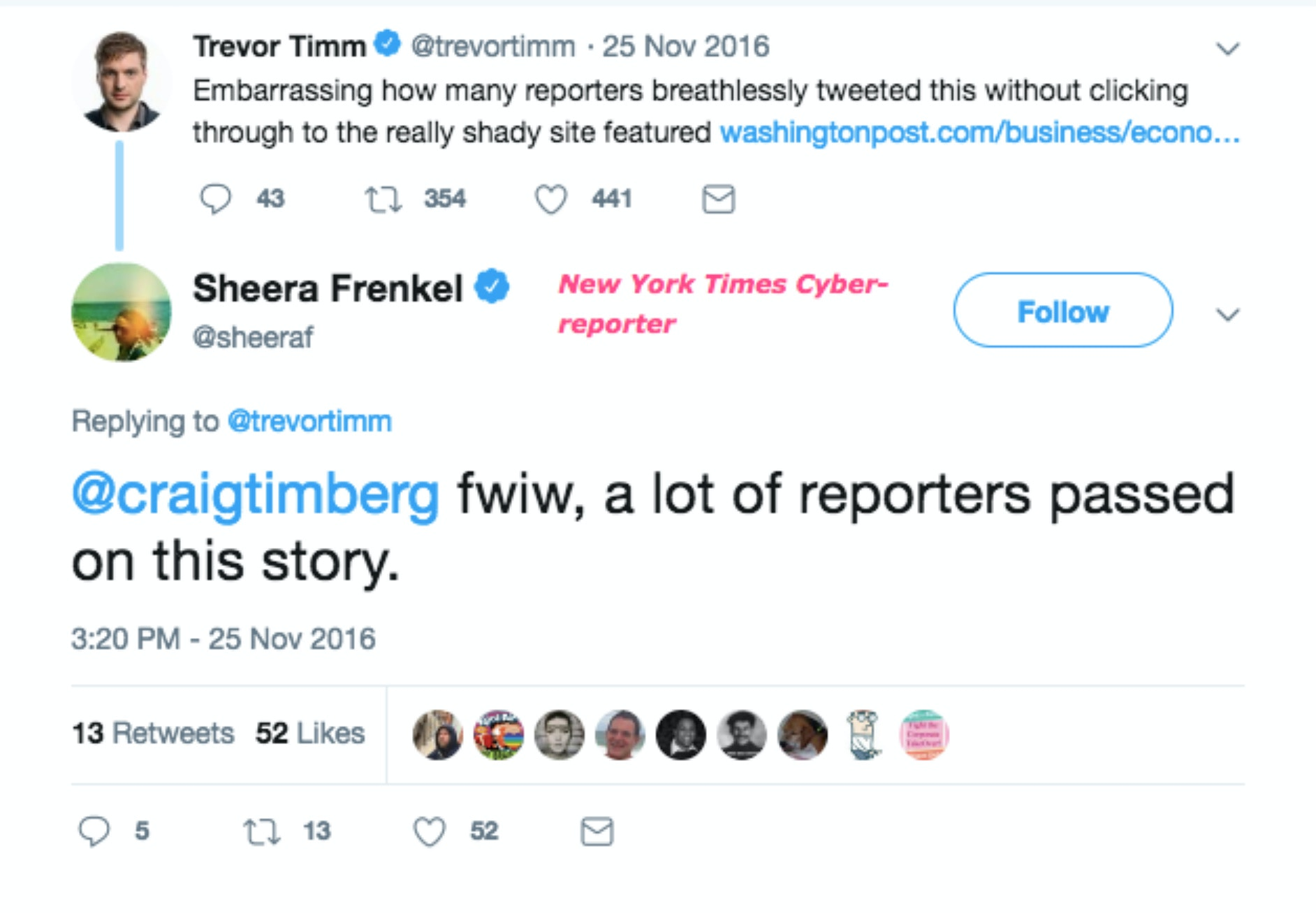 Without Ever Using Word Blog Nyt Admits >> Ten Most Embarrassing U S Media Failures On The Trump Russia Story