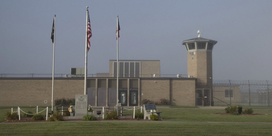 The Southern Ohio Correctional Facility is seen in Lucasville, Ohio, Wednesday, July 26, 2017. Ronald Phillips, 43, was put to death with no apparent complications Wednesday in Ohio's first execution since a problem-plagued one 3½ years ago triggered an uproar over the reliability of the lethal injection drugs used by the state.  Phillips was condemned to die for the 1993 rape and slaying of his girlfriend's 3-year-old daughter, Sheila Marie Evans. (Adam Cairns/The Columbus Dispatch via AP)