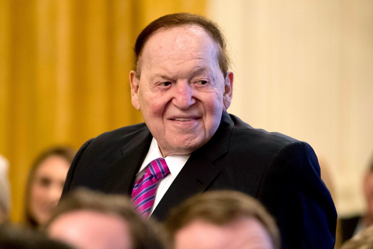 sheldon adelson - photo #1