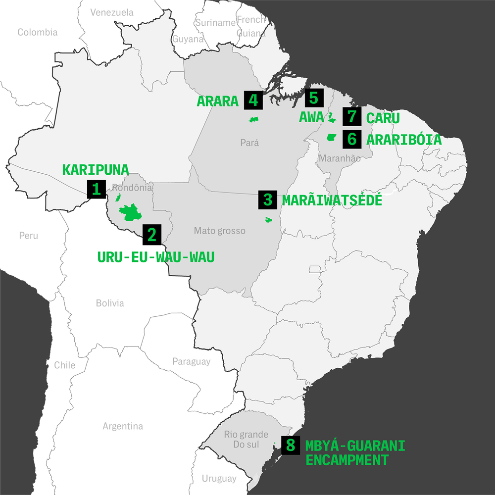 A New Wave of Attacks on Brazil\'s Amazonian Indigenous Communities