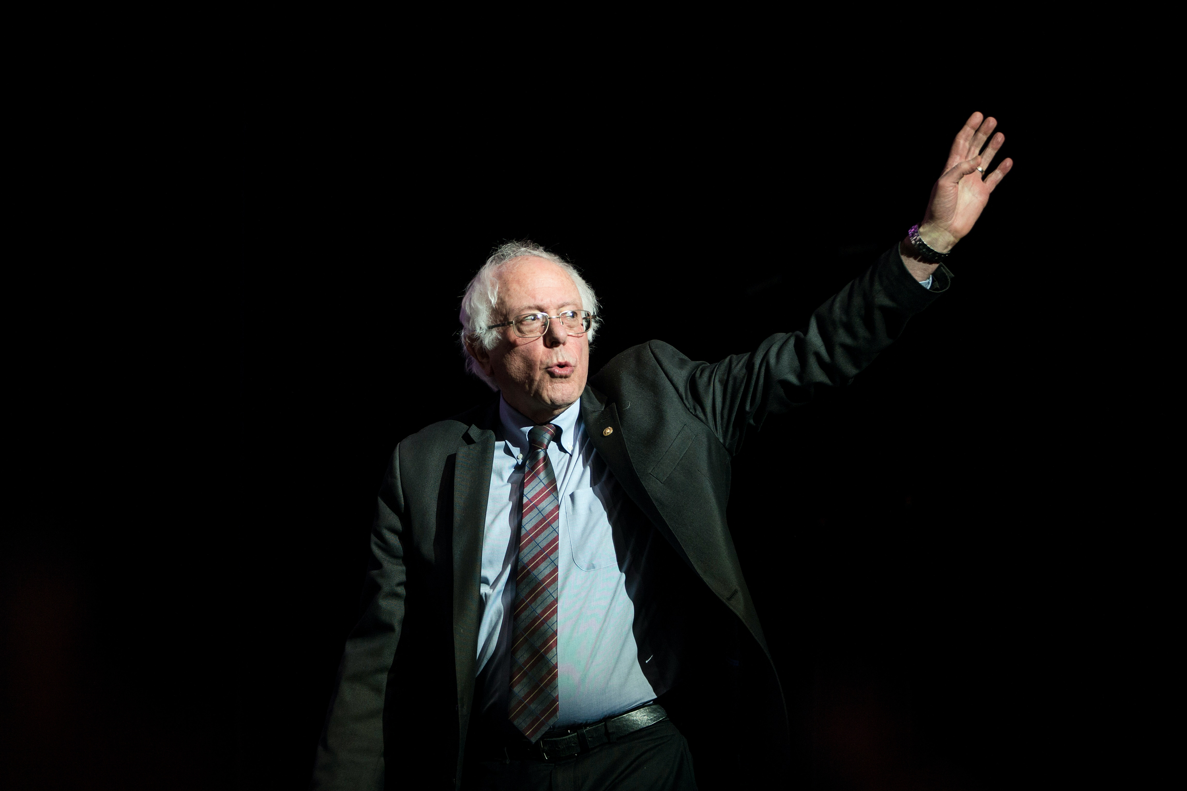 In Supporting Reparations, Bernie Sanders Asks the Right