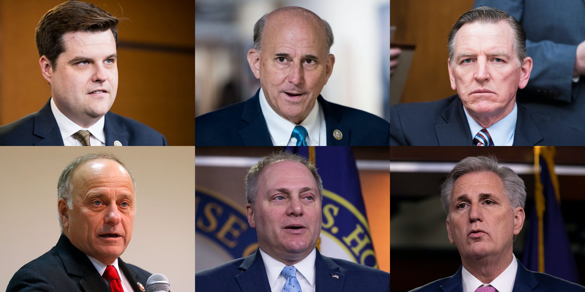 Six GOP House Members Who Need to Resign for Anti-Semitism Before Ilhan Omar