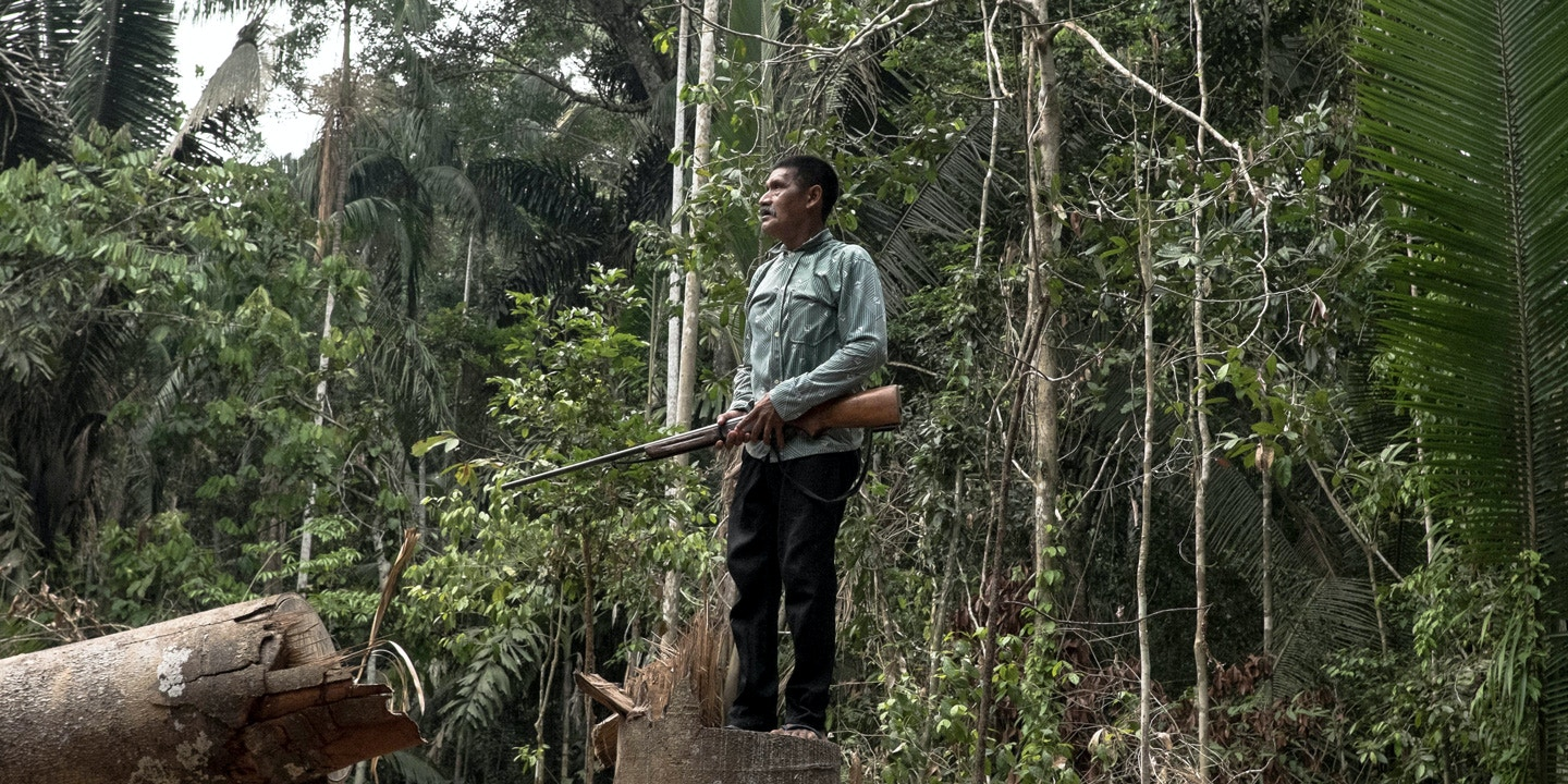 A New Wave of Attacks on Brazil's Amazonian Indigenous