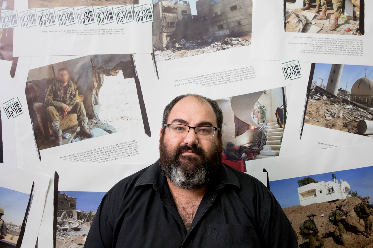 Inside the Israeli Right's Campaign to Silence an Anti-Occupation Group
