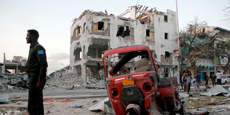 U S  Airstrikes Kill Civilians in Somalia, Amnesty Report Says
