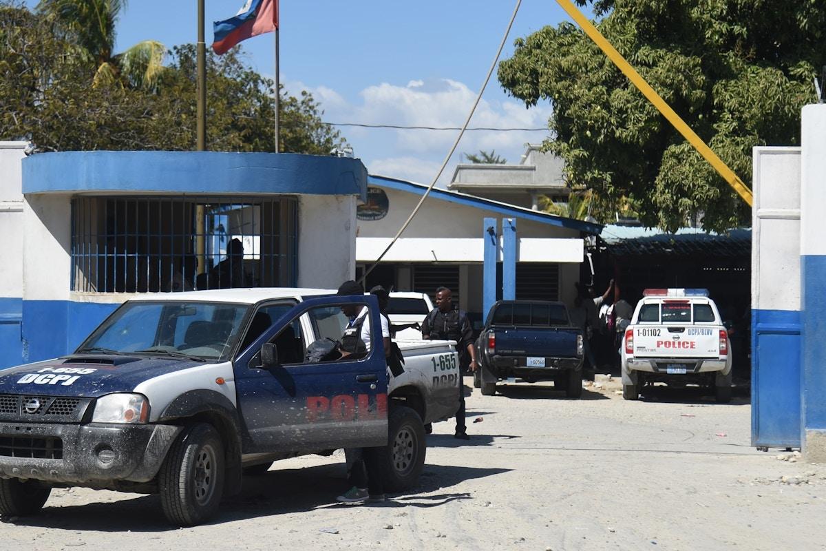 Haití - cover