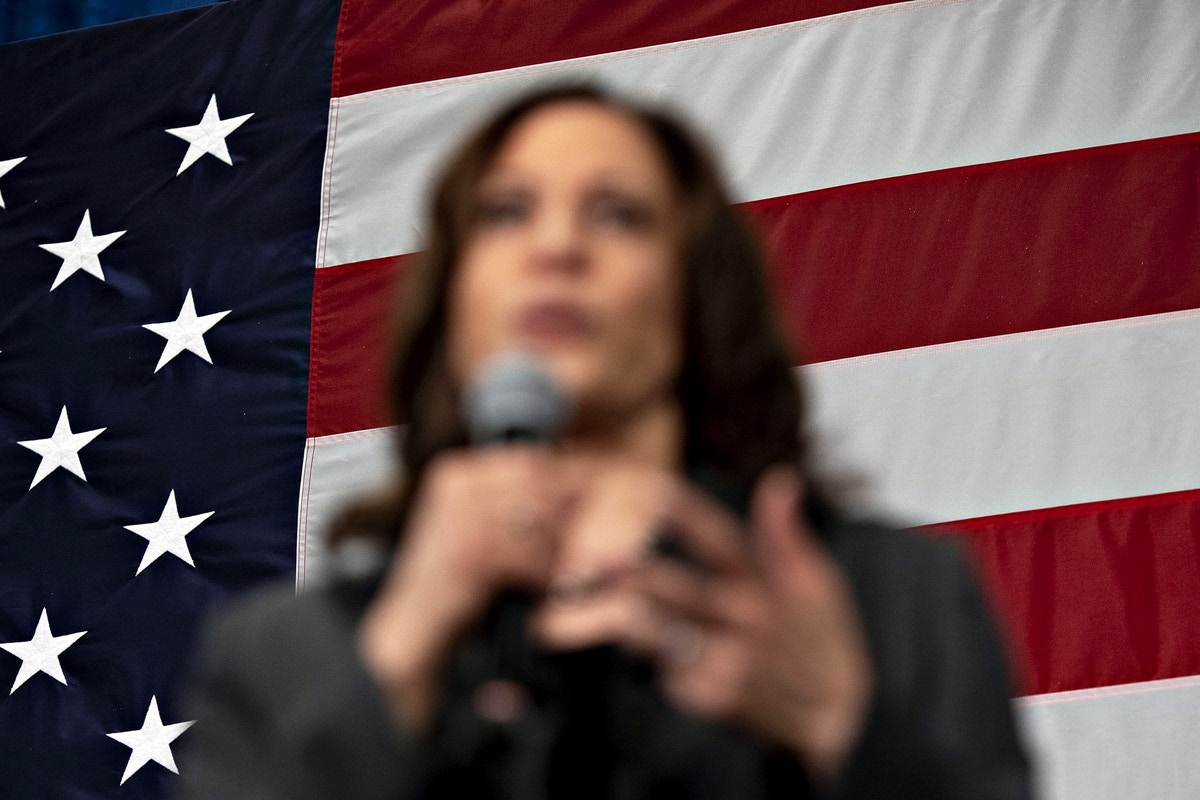 Kamala Harris Celebrates Her Role In The Mortgage Crisis The Reality Is Quite Different