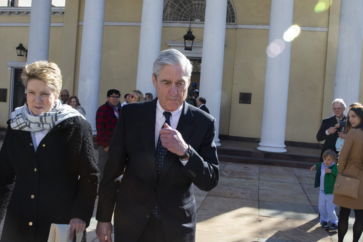 Mueller Report Proves Checks And Balances System Works