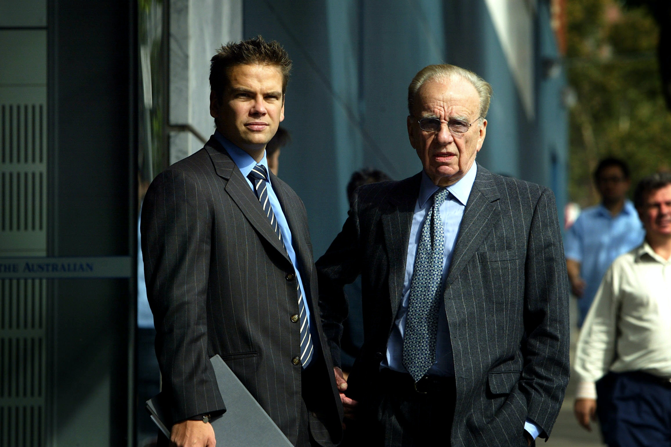 Lachlan Murdoch: From Philosophy Student to Fox News Chief