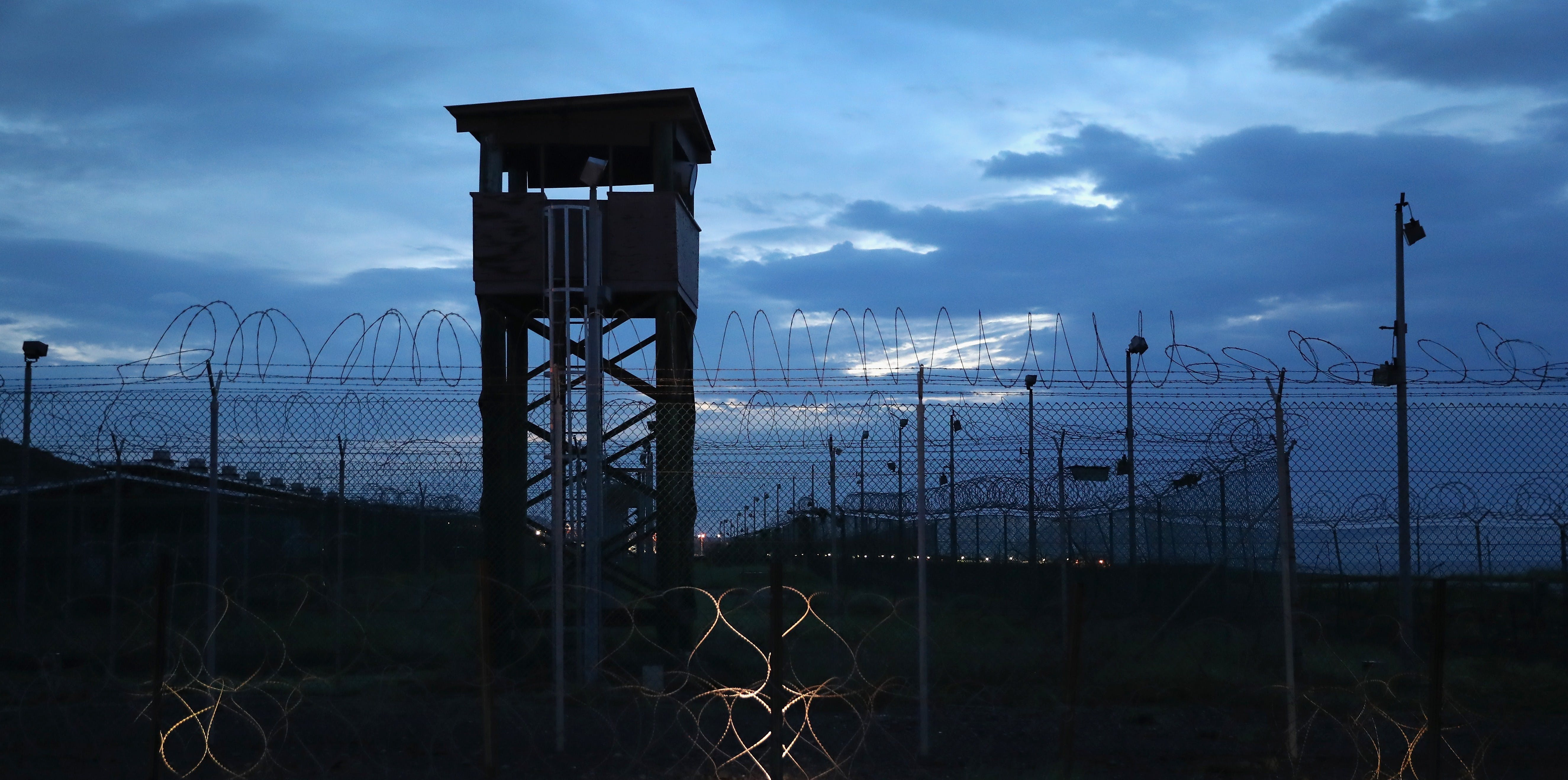 """Guantánamo Bay """"Forever"""" Prisoner Speaks Out — to Praise Congress, Lindsey Graham, and Thomas Friedman"""
