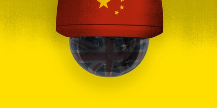Cameras Linked to Chinese Government Stir Alarm in U K