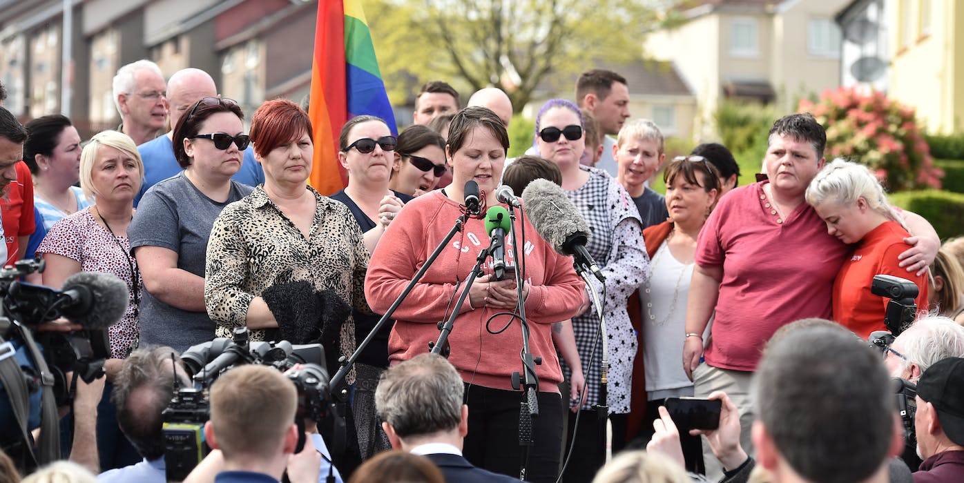 Northern Ireland Mourns Lyra McKee, Journalist and LGBT Activist Shot at Nationalist Riot
