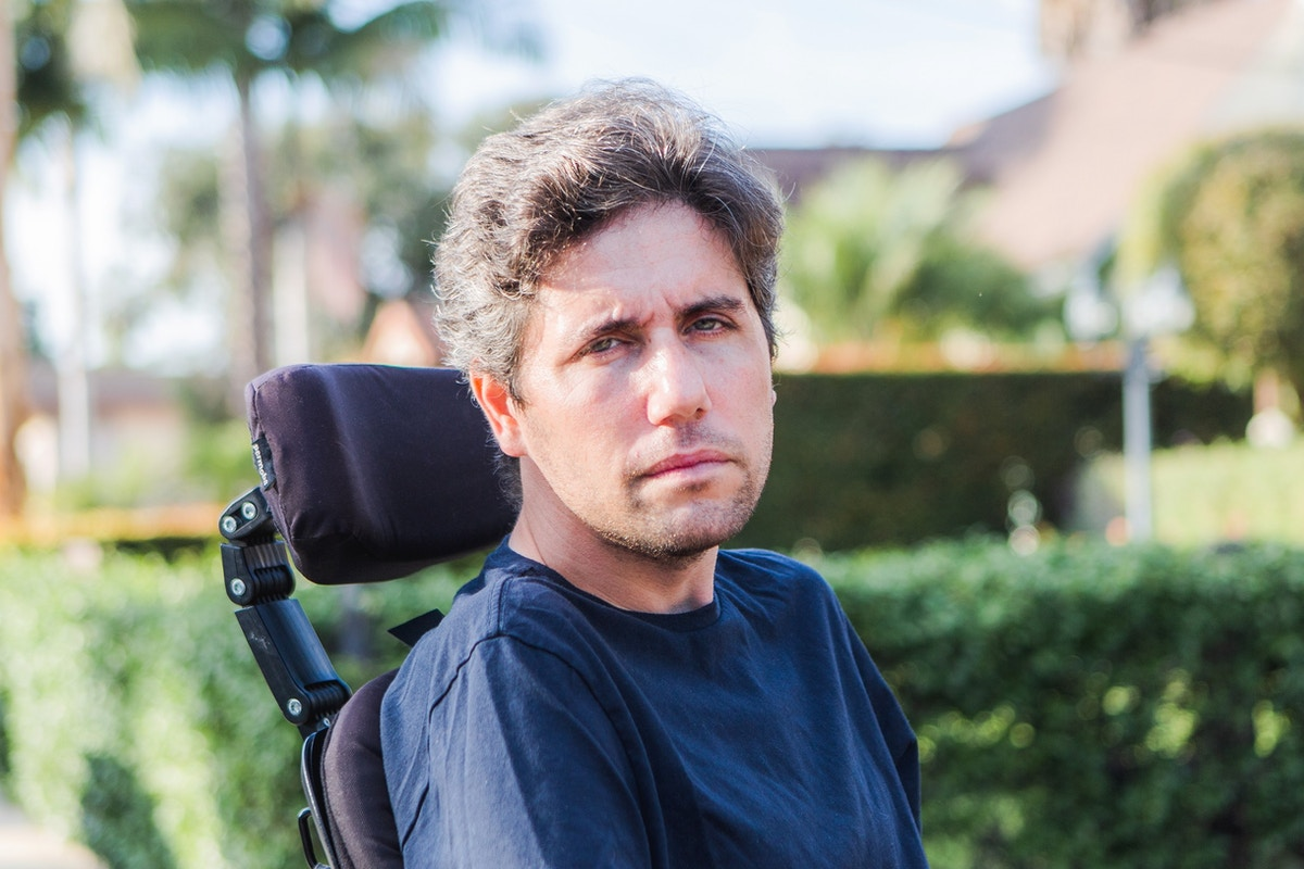 Ady Barkan Is Making What Is Likely His Last Long Journey — and It's to Testify in Support of Medicare for All