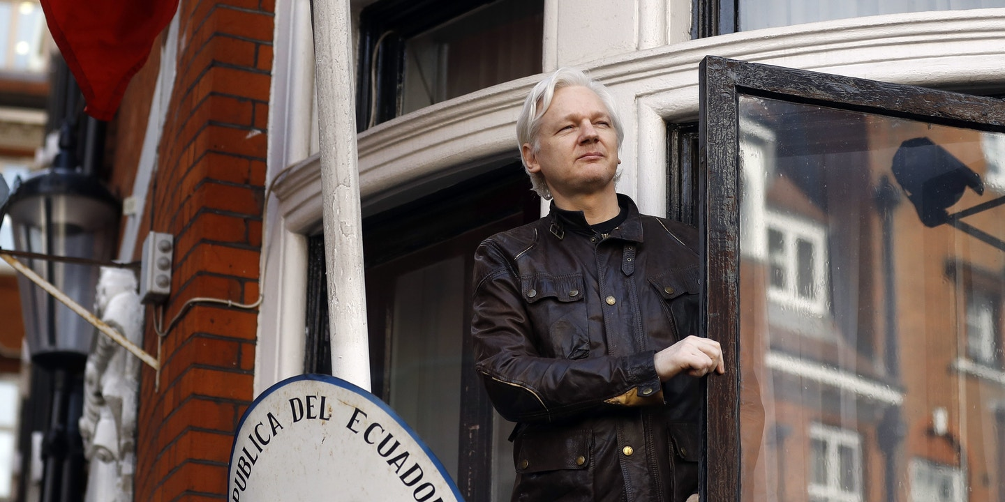 Julian Assange Suffered Severe Psychological and Physical Harm in Ecuadorian Embassy, Doctors Say
