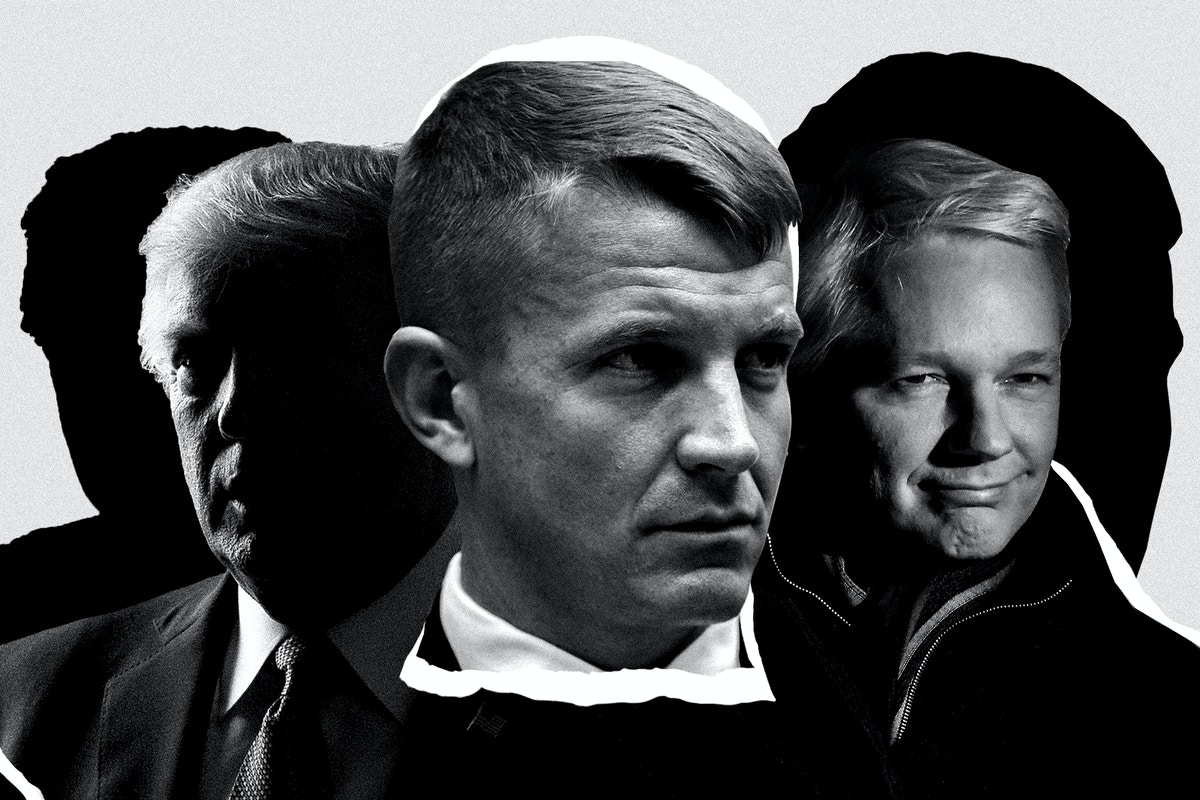 Intercepted Podcast: Shadow Players: Erik Prince, Julian Assange, and the Bizarre World of Trump