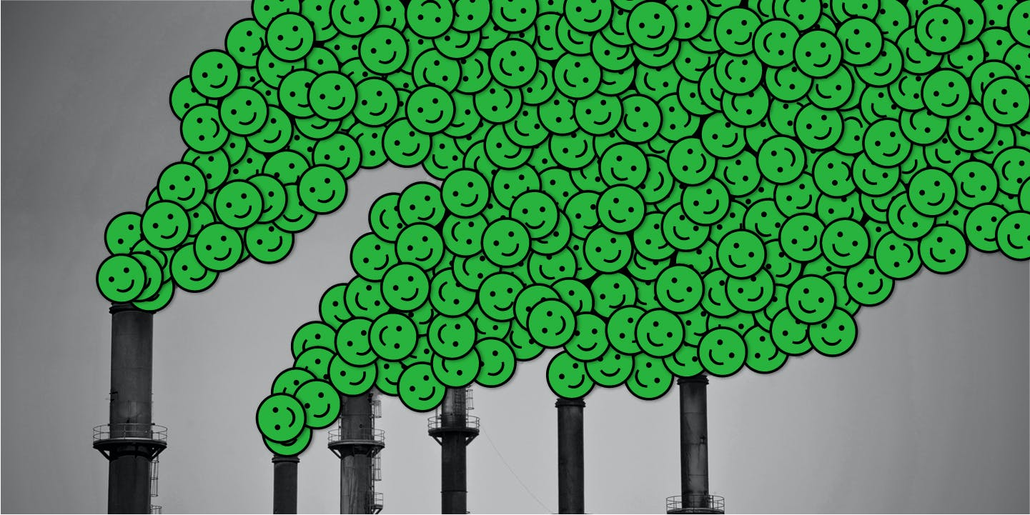 Could a Green New Deal Make Us Happier People?