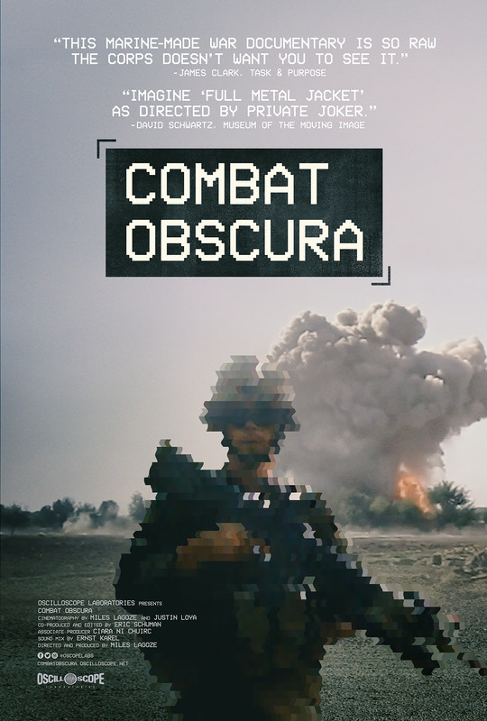 Combat Obscura: Excerpts from 'A Veteran's War Movie Sheds Damning Light on How the Marines Fight in Afghanistan' interview