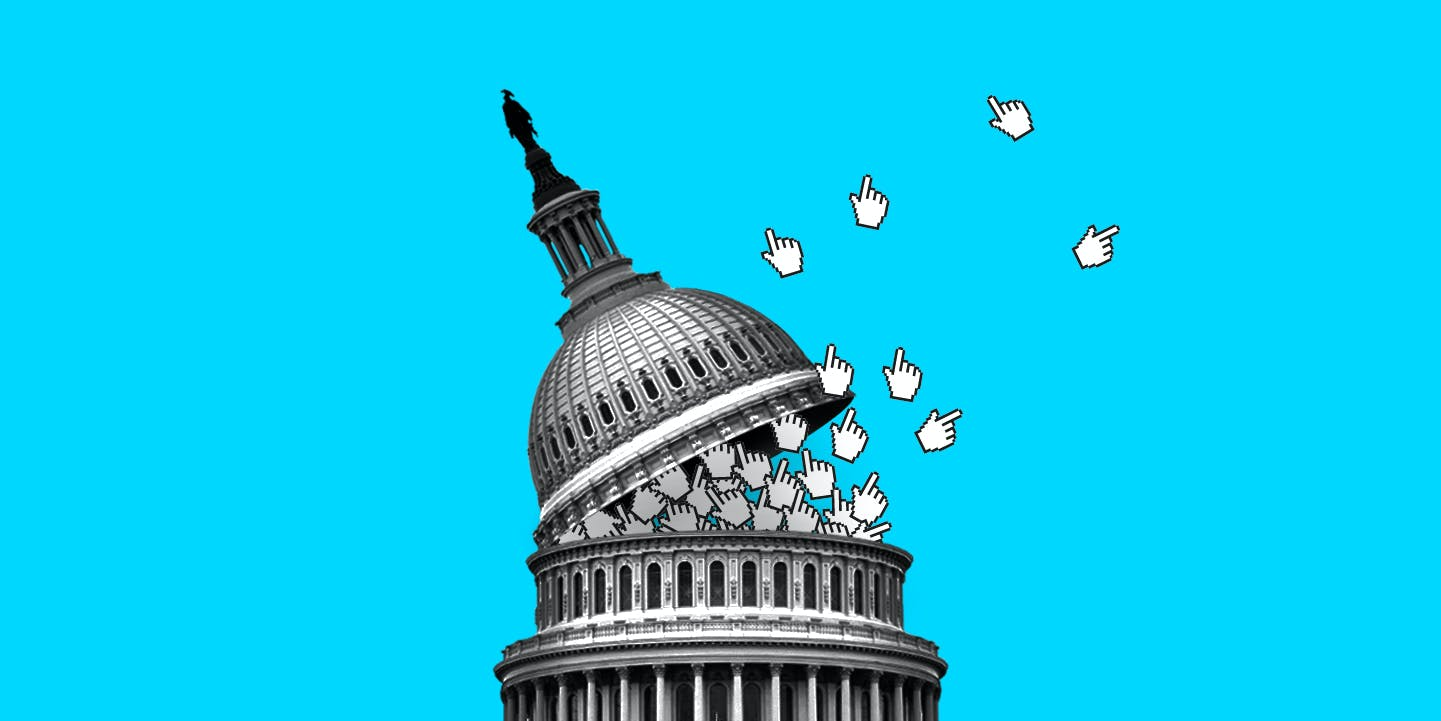 Silicon Valley-Funded Privacy Think Tanks Fight in D.C. to Unravel State-Level Consumer Privacy Protections