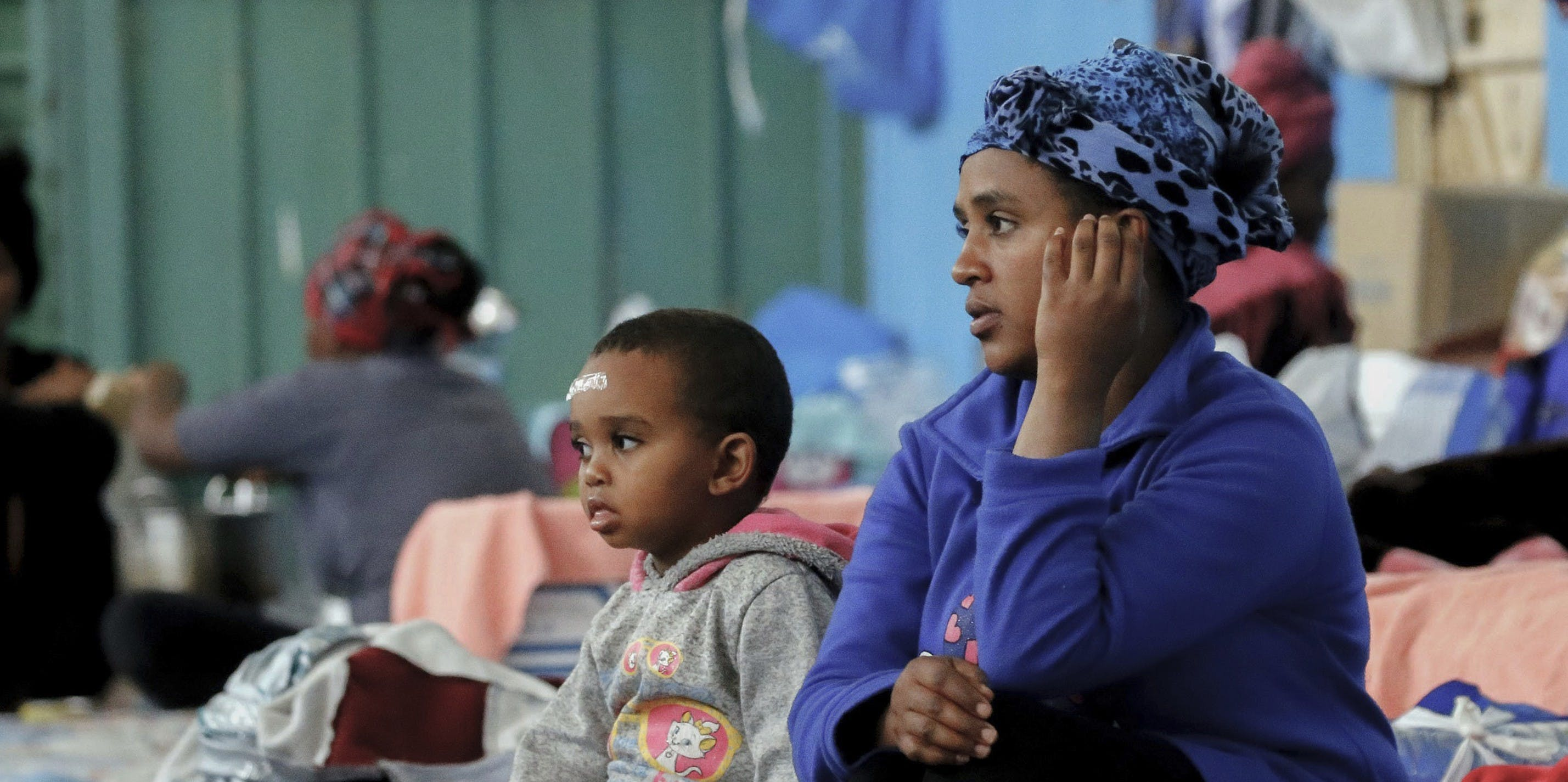 Migrants Trying to Reach Europe Are Trapped In Libya — Between Militias and the Sea