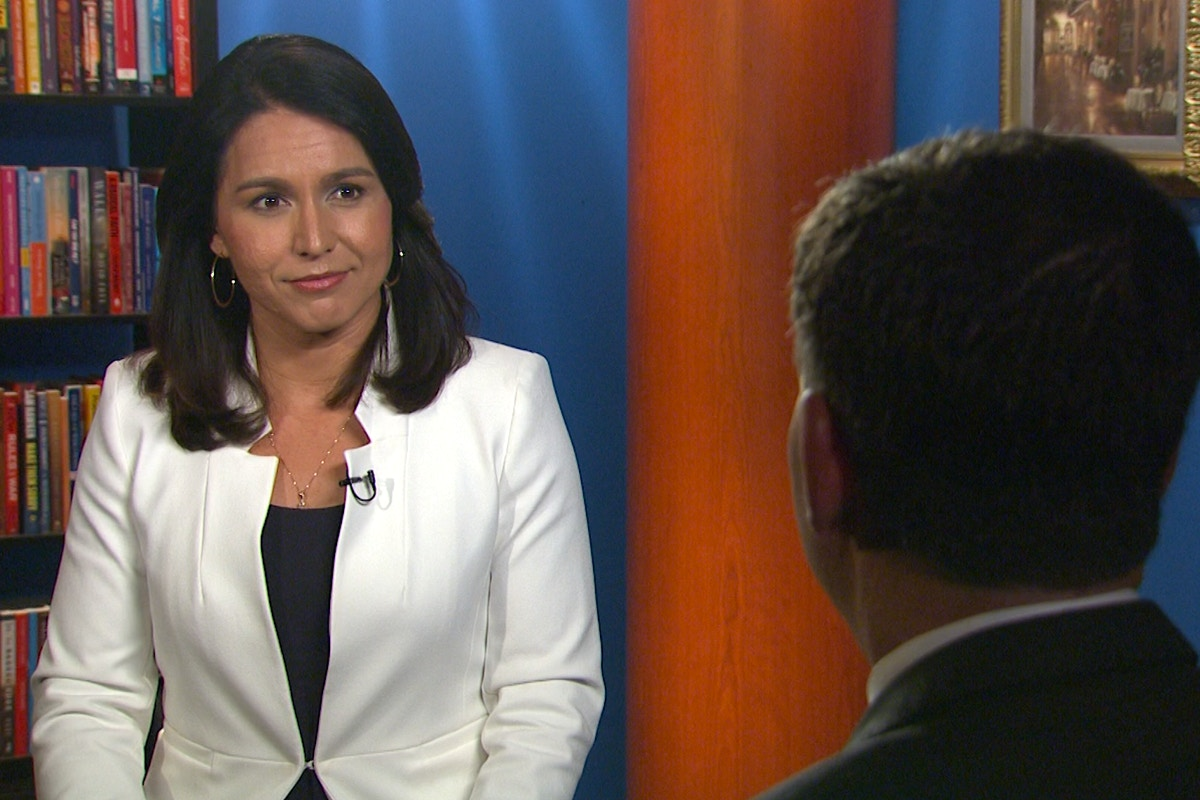 Watch: Interview With Democratic Congresswoman and 2020 Presidential Candidate Tulsi Gabbard